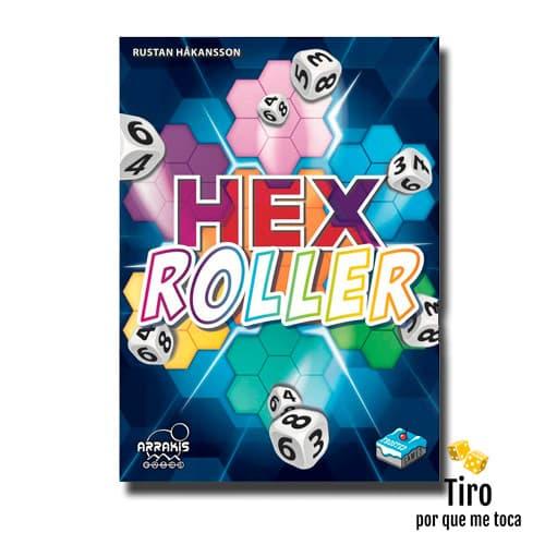 hex roller juego de mesa
