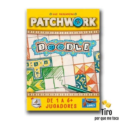 Patchwork Doodle juego de mesa