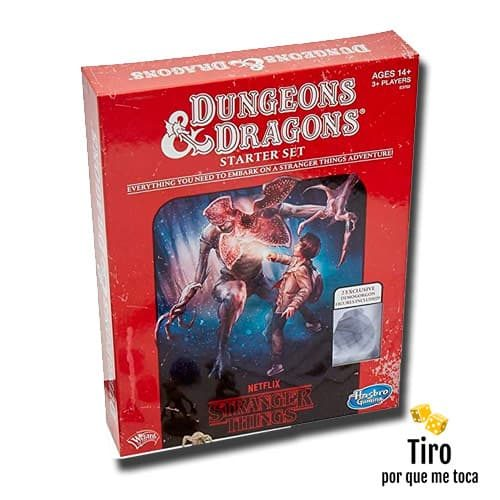 Dungeons and Dragons Stranger Things