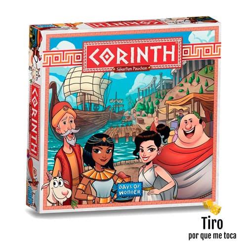 corinth juego de mesa