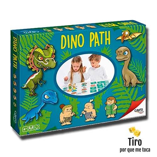 dino path juego para niños