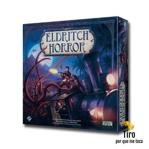 eldritch horror juego