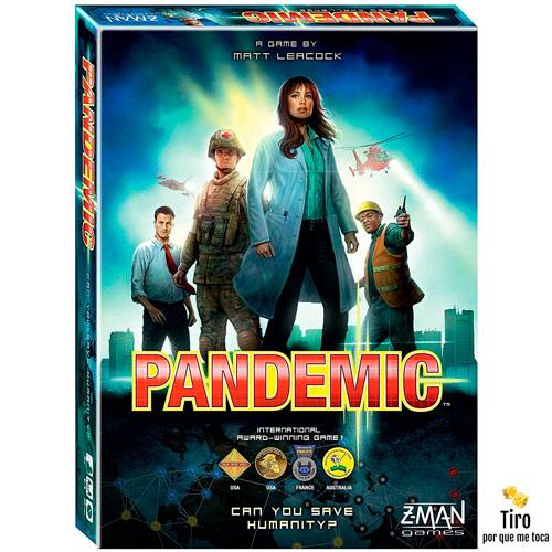 Pandemia Juego de mesa