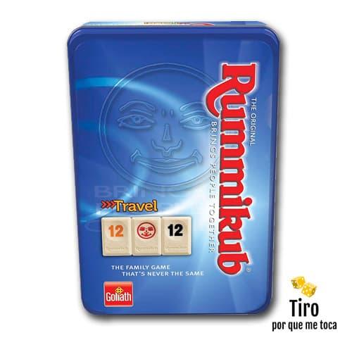 rummikub juego de mesa