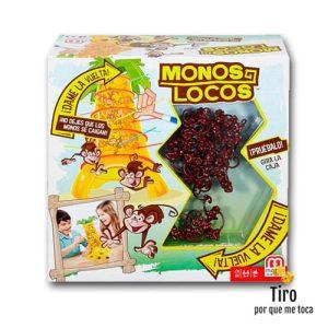 monos locos juego