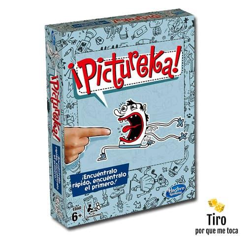 pictureka juego