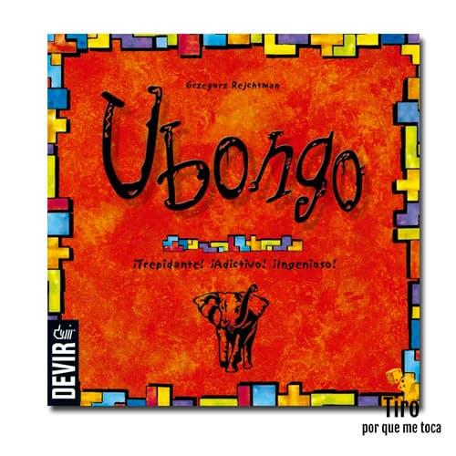 ubongo juego de mesa