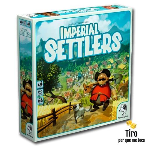 imperial settlers en español