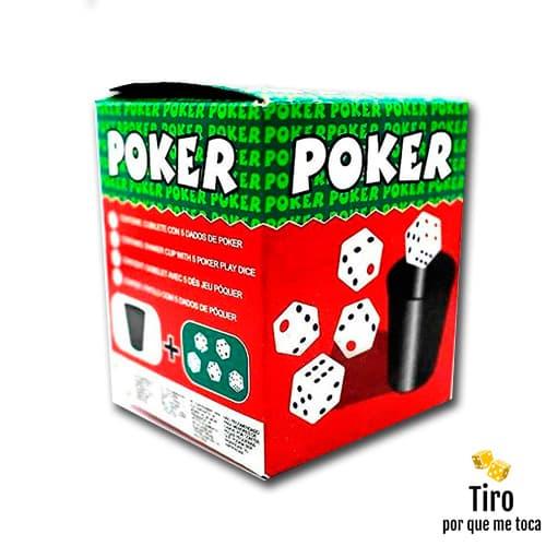 Poker juego de dados
