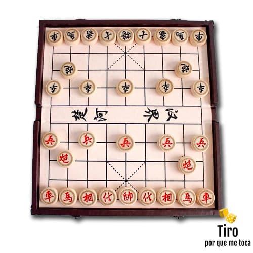 ajedrez chino xiangqi