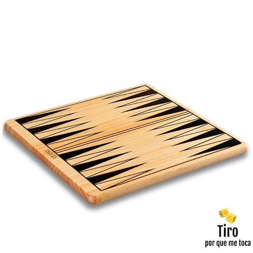 tablero backgammon