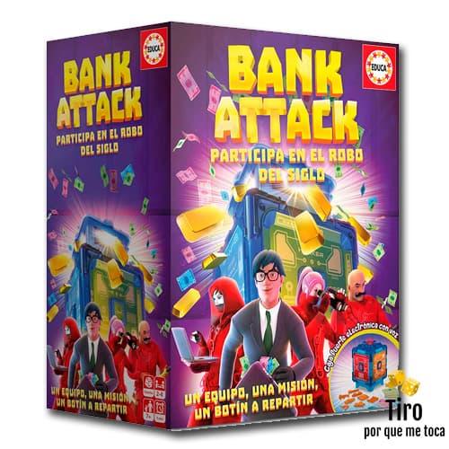 Bank Attack Juego de mesa