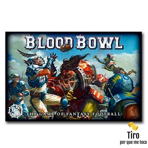 Blood bowl juego de mesa