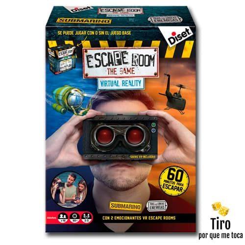 escape room realidad virtual