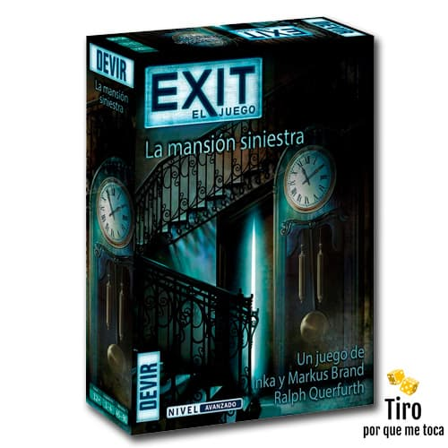 Exit la mansion siniestra