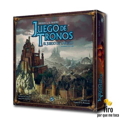 juego de mesa de juego de tronos