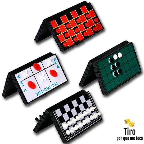 juegos de tablero clasicos para viaje