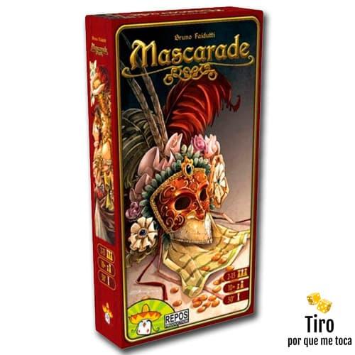 mascarade juego de mesa