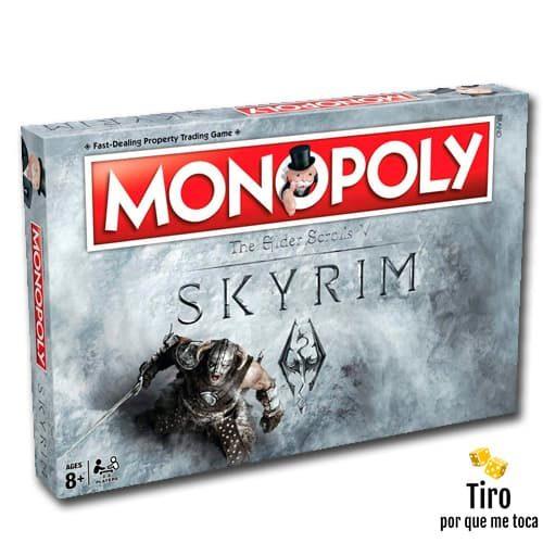 Monopoly Skyrim