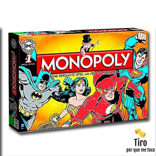 monopoly dc