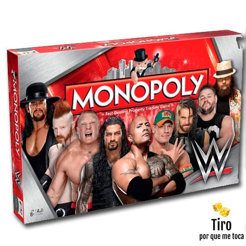 monopoly wwe