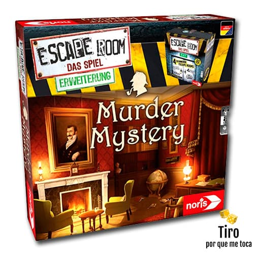 Murder mystery escale Room