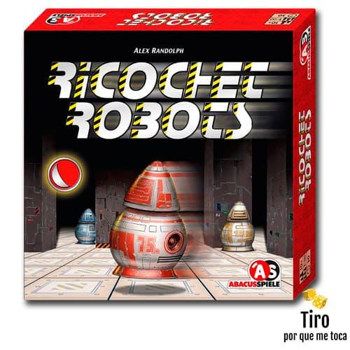 Ricochet Robots BGG