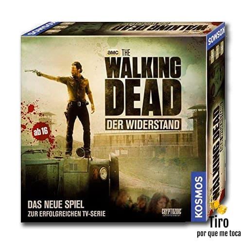 the walking dead juego de mesa