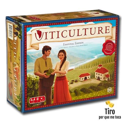 viticulture juego de mesa