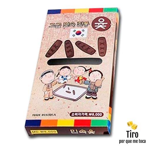 yut juego coreano